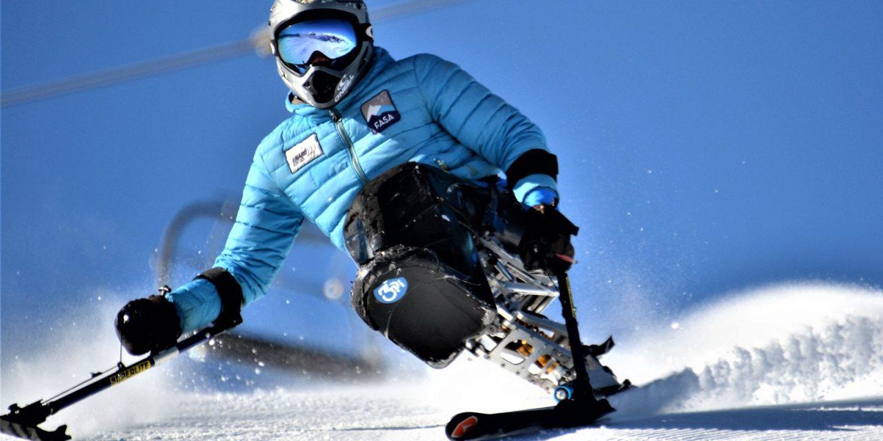 Juegos Paralímpicos de Invierno: Plantey se prepara con un oro en Austria
