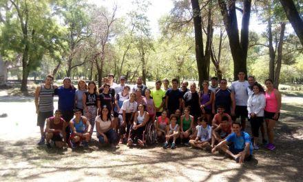 Atletismo: segunda concentración del año para la Selección
