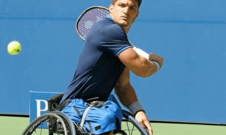 Tenis adaptado: Gustavo Fernández va por la recuperación en Holanda