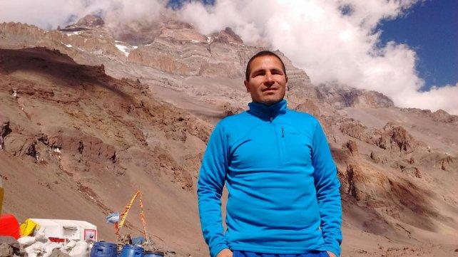 Silvio Velo y una experiencia fabulosa en el Aconcagua