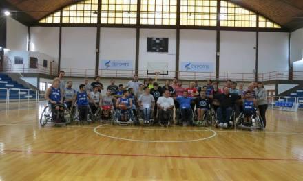 Básquet sobre silla de ruedas: finalizó la segunda etapa de la clínica de entrenadores