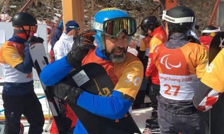 Juegos Paralímpicos de Invierno: el calendario de Carles Codina en PyeongChang