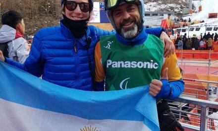 PyeongChang 2018: ¡diploma paralímpico para Carles Codina!