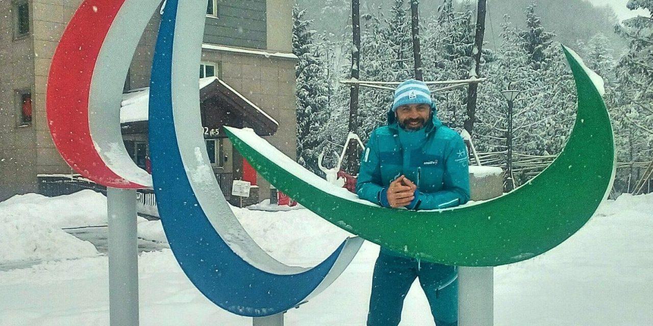 Juegos Paralímpicos de Invierno: Carles Codina, representante argentino de snowboard