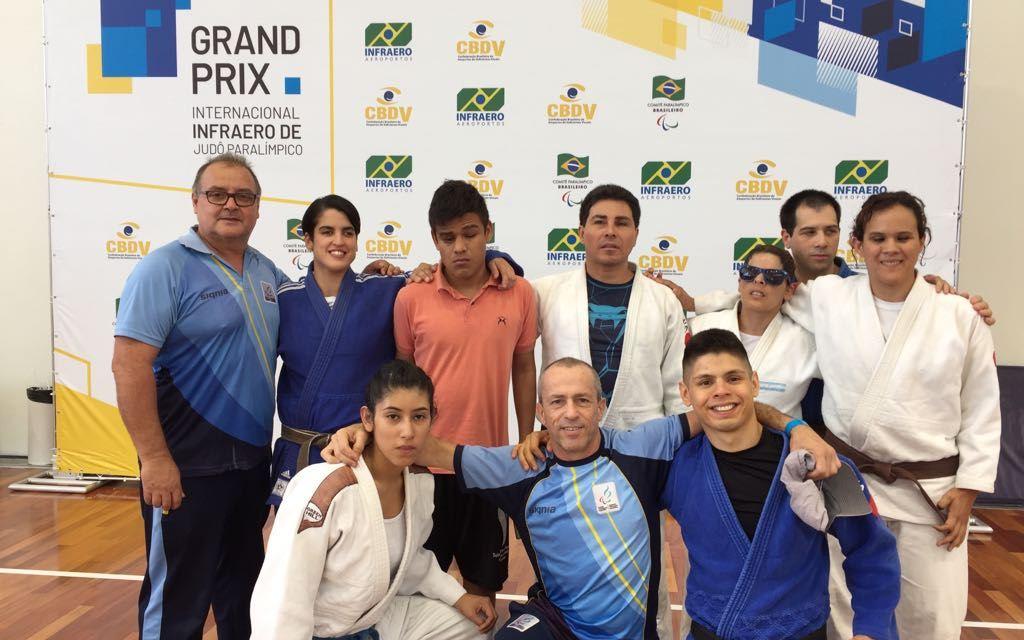 Judo: Argentina obtuvo cuatro medallas en Brasil