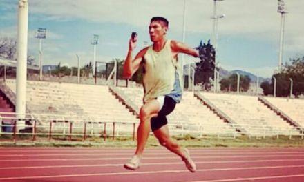 Atletismo: Brian Villarreal apunta sus cañones a Tokio 2020