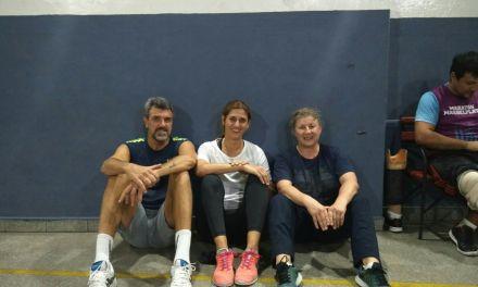Paravóley: Milinkovic y Conte dieron el presente