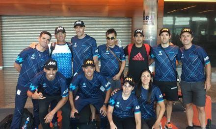 Paraciclismo: la Selección Argentina partió hacia Río de Janeiro