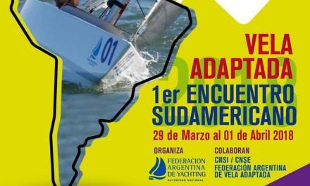 Vela adaptada: primer encuentro sudamericano