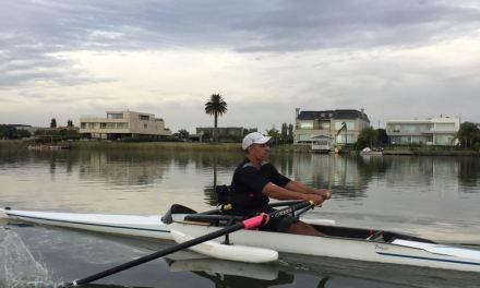 Remo paralímpico: Alejandro Vera, al Sudamericano