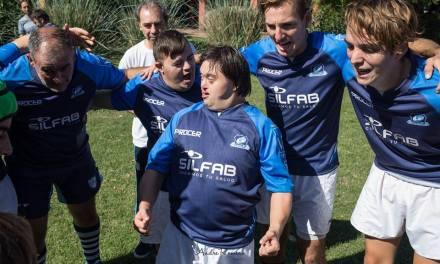 Rugby inclusivo: Los Pumpas y un amistoso ante SIC y Alumni