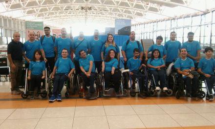 Boccia: la Selección Argentina viajó a Canadá