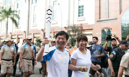Así será el camino antorcha paralímpica de Tokio 2020