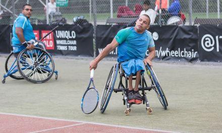 Tenis adaptado: Ledesma y Casco avanzan en Rusia