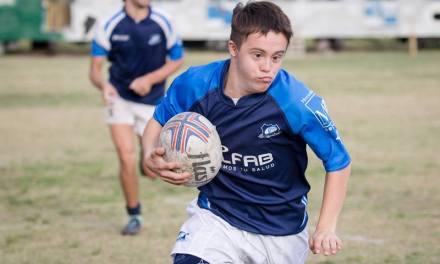 Rugby inclusivo: Los Pumpas XV, en la previa de los test match de Argentina