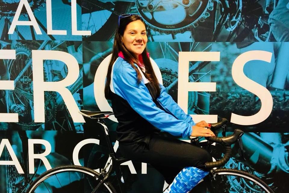 Paraciclismo: Mariela Delgado se prepara en Europa