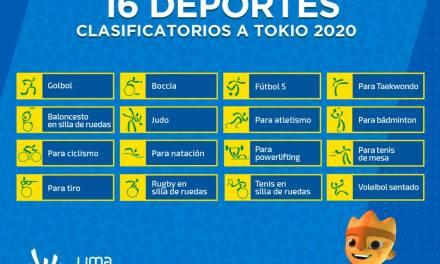 Juegos Parapanamericanos: Lima 2019 tendrá 16 deportes clasificatorios para Tokio 2020