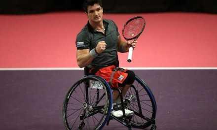 Tenis adaptado: Gustavo Fernández, firme en Japón