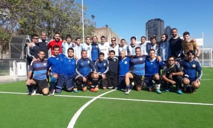 Fútbol para ciegos: Los Murciélagos, en la cuenta regresiva