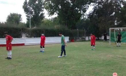 Fútbol para ciegos: Huracán ya tiene su cancha