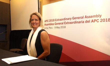 Julie O´Neill Dussliere, nueva presidente del Comité Paralímpico de las Américas