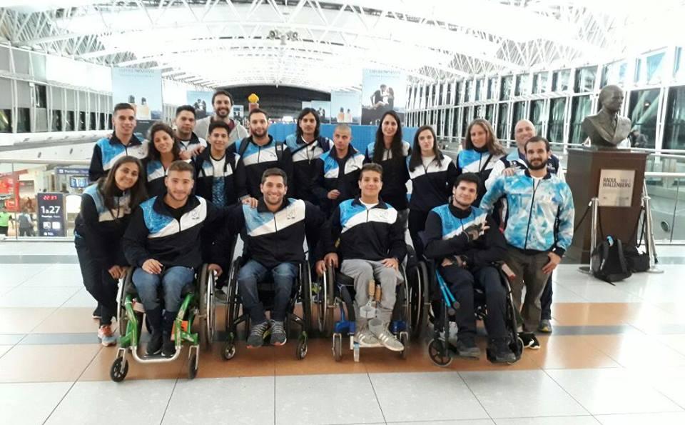 Natación: La Selección Argentina, con la cabeza puesta en la gira europea