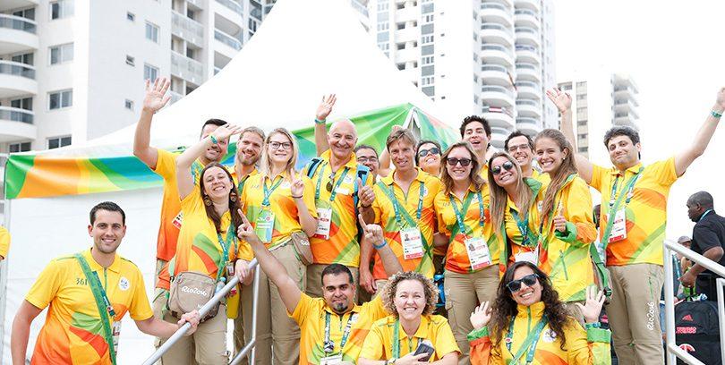 Juegos Paralímpicos: arranca el pedido de voluntarios para Tokio 2020