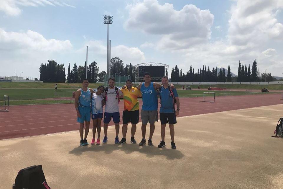 Atletismo: Yanina Martínez, Hernán Barreto y Hernán Urra, en Túnez
