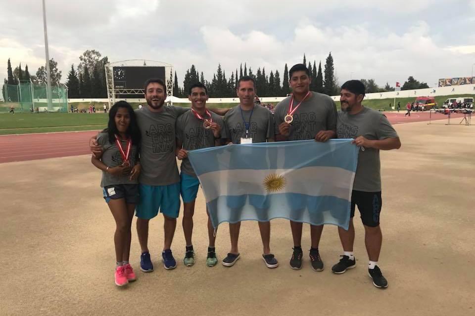 """Ariel González en Paradeportes Radio: """"Ahora el gran objetivo son los Juegos Parapanamericanos de Lima"""""""