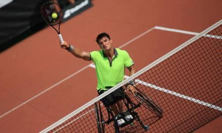 Tenis adaptado: ¡Gustavo Fernández, campeón en Francia!