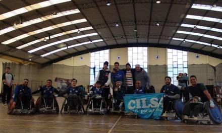 Quad rugby: CILSA se quedó con el torneo argentino