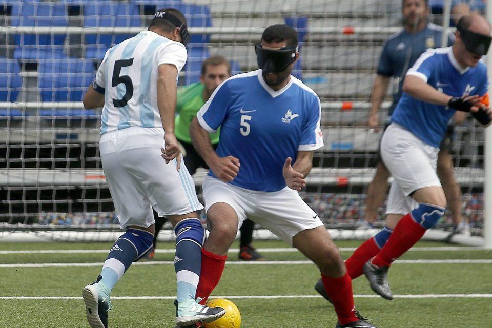 Los Murciélagos golearon a Francia y están en cuartos de final del Mundial