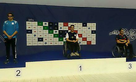 Natación: Facundo Arregui, oro en el Open de Berlín