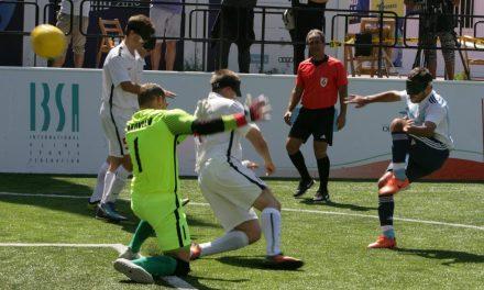 Los Murciélagos, finalistas del Mundial de España