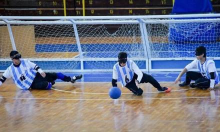 Goalball: Argentina perdió, pero dejó una buena imagen en la segunda jornada del Mundial