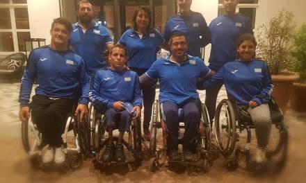 Tenis Adaptado: Argentina, con saldo positivo en Holanda