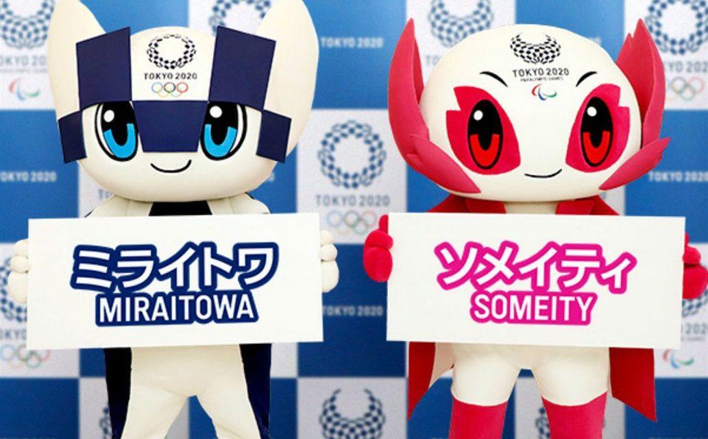 Presentaron oficialmente a las mascotas de Tokio 2020