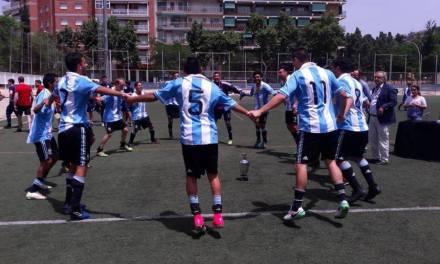 Fútbol 7: tras el título en España, la Selección Argentina suma una nueva concentración