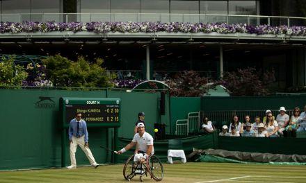 La final de Wimbledon con Gustavo Fernández seguila minuto a minuto por Paradeportes