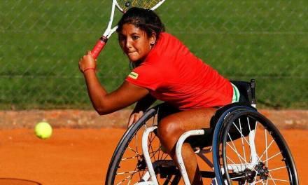 Tenis adaptado: Moreno, firme en Alemania