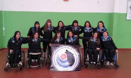 Básquet femenino: ¡Vamos, Las Lobas!