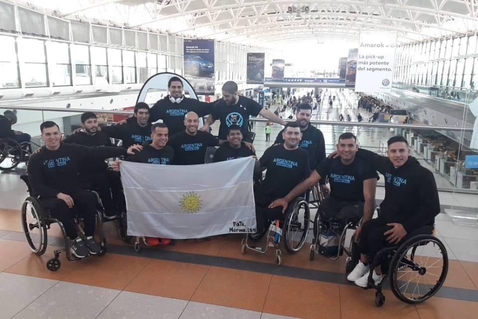 Básquet: la Selección masculina paasó por Italia y ya se instaló en Hamburgo