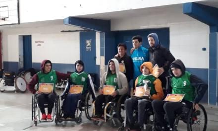 Quad rugby: Caranchos festejó en Santa Fe