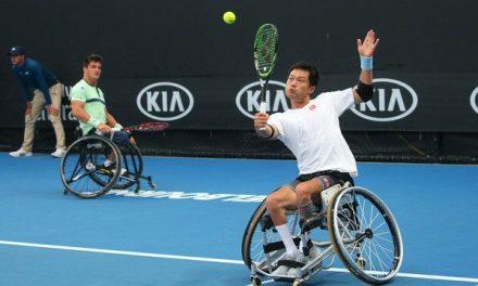 Tenis adaptado: Gustavo Fernández, semifinalista del dobles en Saint Louis