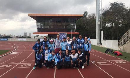 Atletismo: catorce medallas en Brasil