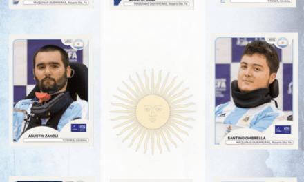 Powerchair football: confirmados los jugadores para la Copa Sudamericana