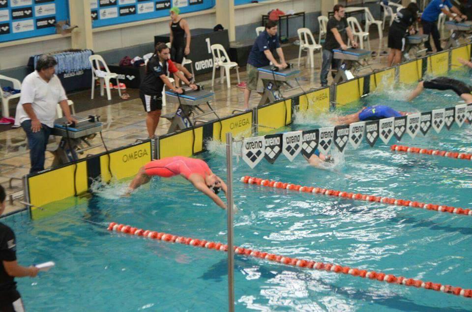 Se viene el Open Panamericano de natación para sordos
