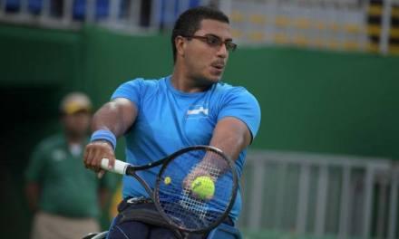 Tenis adaptado: Ledesma, semifinalista en Estados Unidos