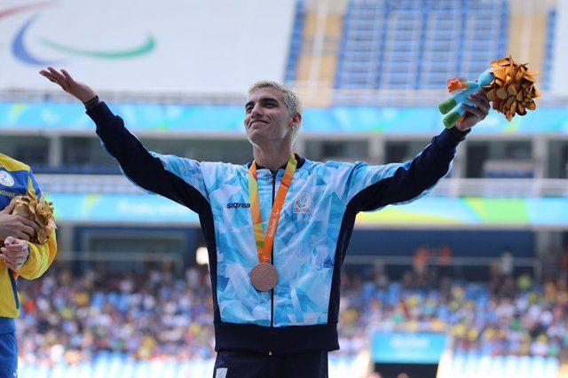 Se cumplen dos años de la segunda medalla de bronce de Hernán Barreto en Río 2016