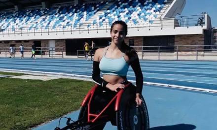 Atletismo: Lucía Montenegro, medalla dorada en Colombia